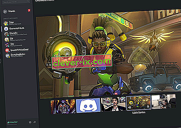 Fix: Discord Screen Share Audio fungerer ikke